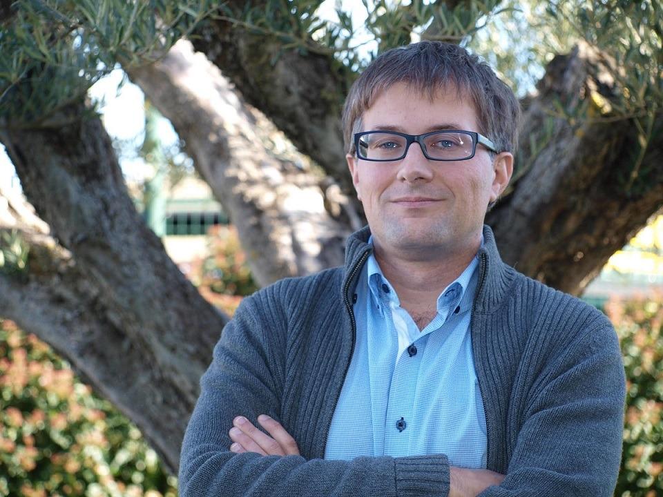 Imagen del director-gerente de ADACEN, Francisco Fernández Nistal.