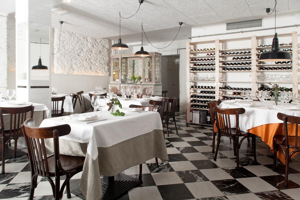 Restaurante 'El Cocinillas' de Madrid.