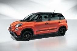 Imagen promocional del nuevo Fiat 500L City Cross.