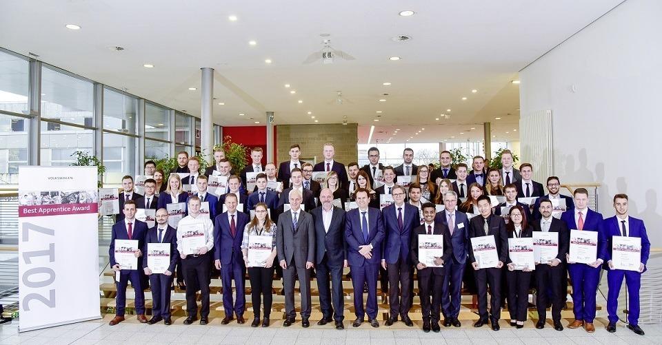 Best Apprentice Award 2017