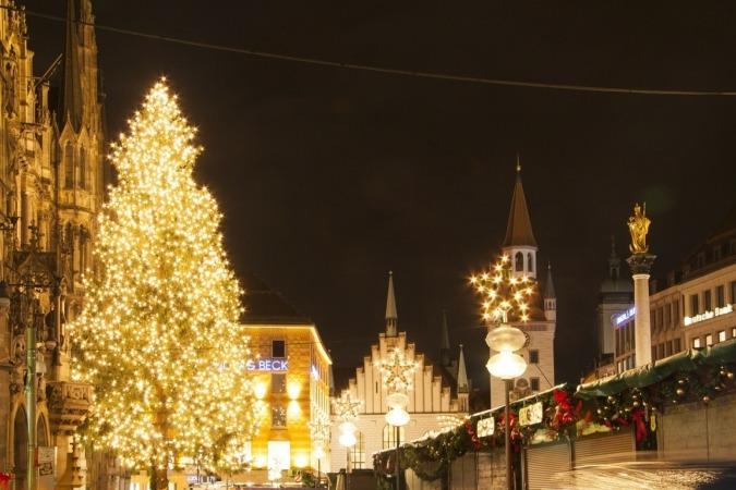 Múnich Navidad