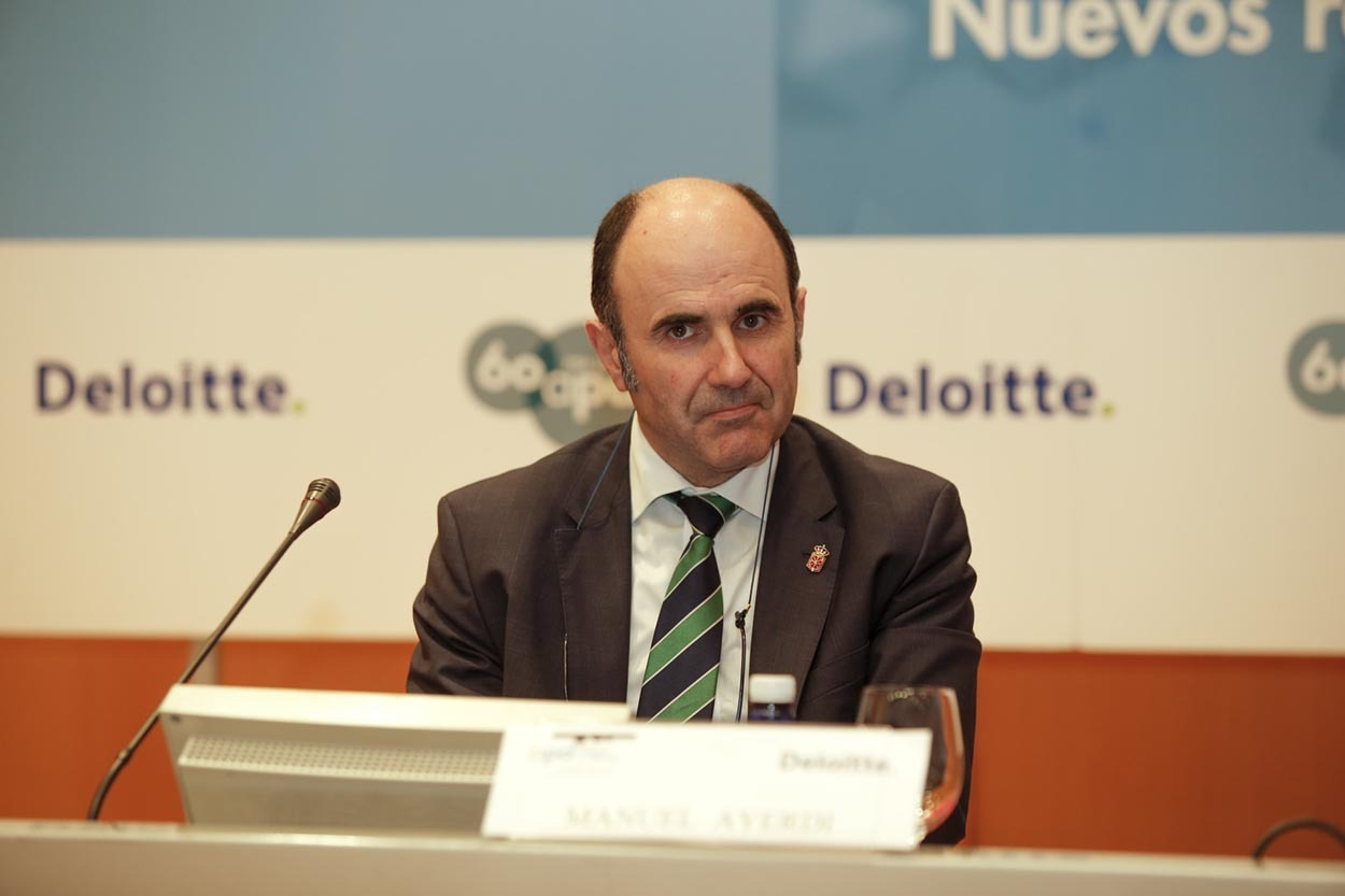 Imagen de Manu Ayerdi, vicepresidente de Desarrollo Económico de Navarra (archivo).