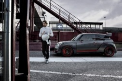Imagen promocional del nuevo modelo MINI 'John Cooper Works GP Concept'.