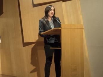 Silvia Ansorena, Orfeón Pamplonés - Iruñeko Orfeioa