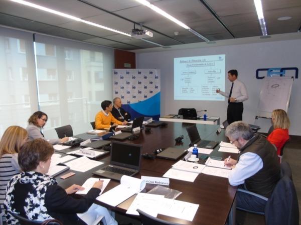 El AMP se ha impartido en la sede de la Confederación de Empresarios de Navarra