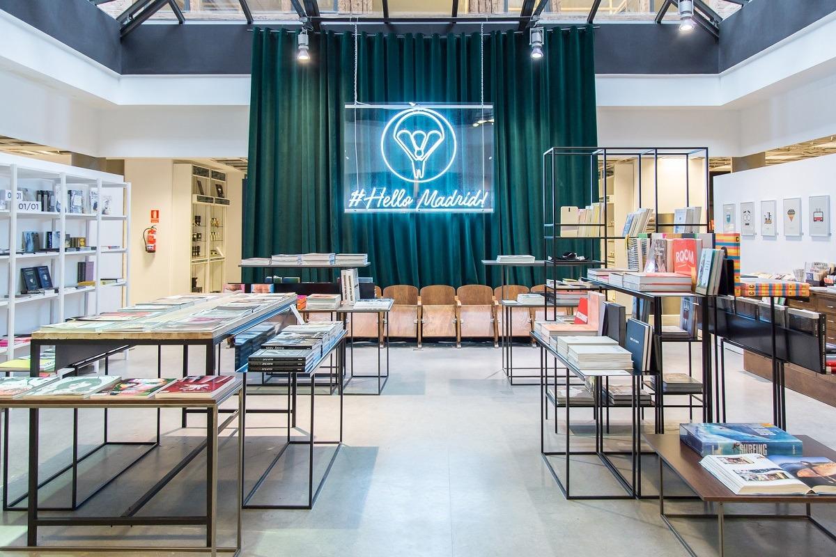 'Concept store' elParacaidista.es.