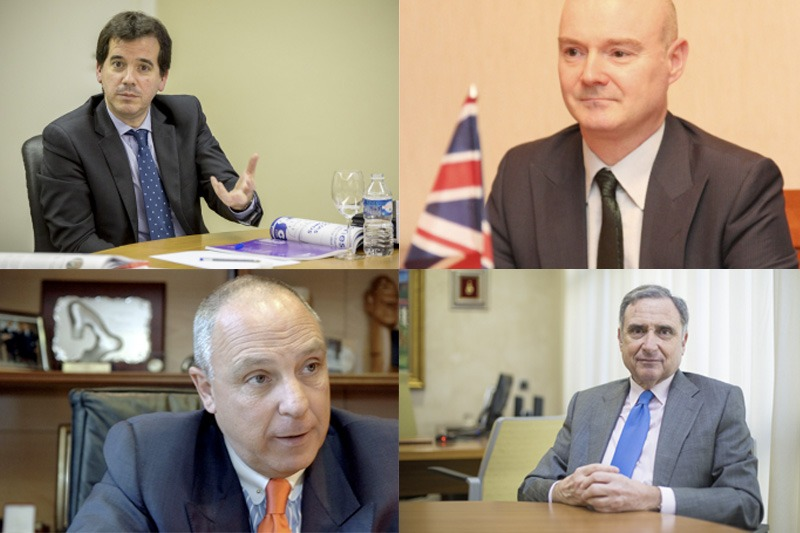 Hemos consultado a algunos responsables económicos y empresariales de Navarra su opinión sobre el reciente acuerdo del Brexit.