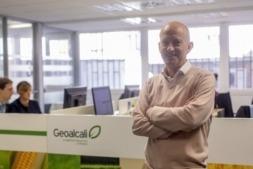 Peter Albert, Director Ejecutivo y CEO de Geoalcali en sus oficinas de Pamplona. (FOTO: Víctor Rodrígo).