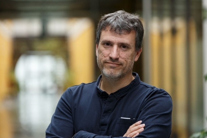 Francisco Falcone, investigador del ISC, coautor del artículo premiado.