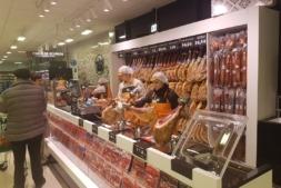 Imagen del nuevo establecimiento de Mercadona en Mutilva.