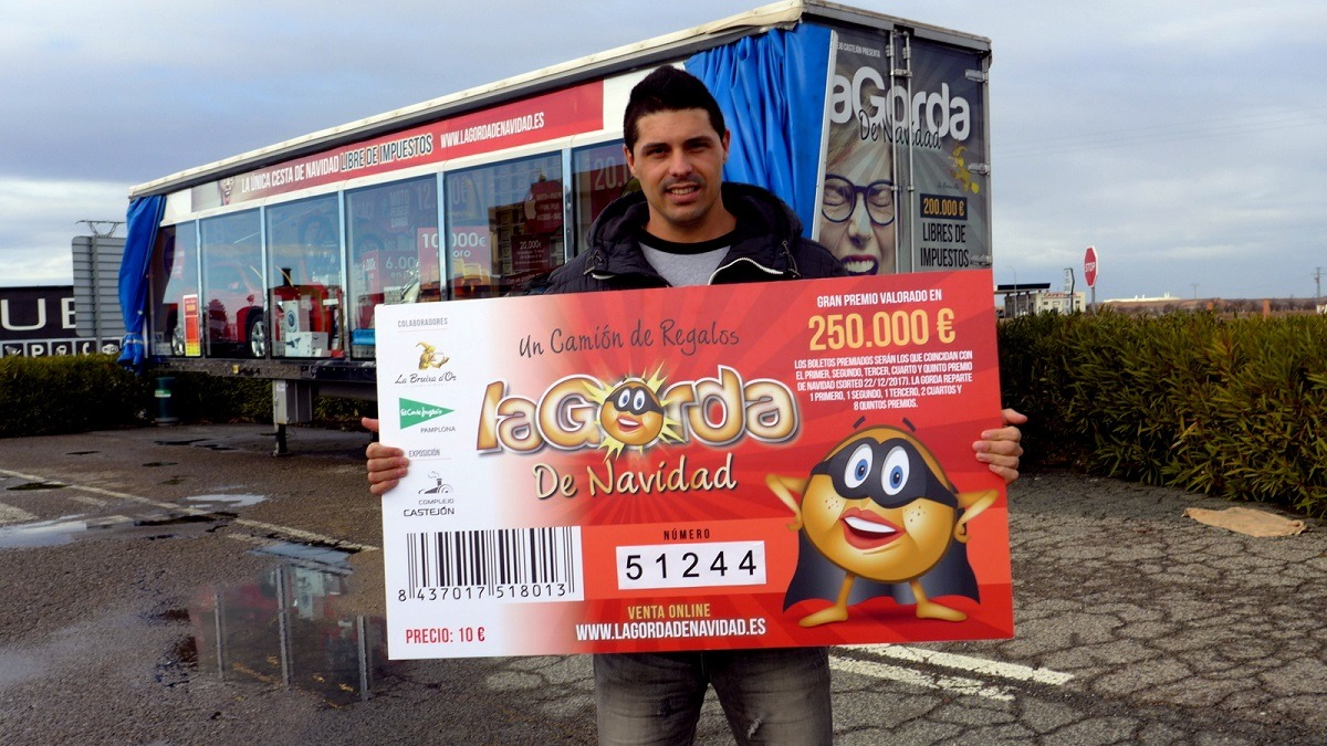 Mario Bienzobas Osta 2 premio