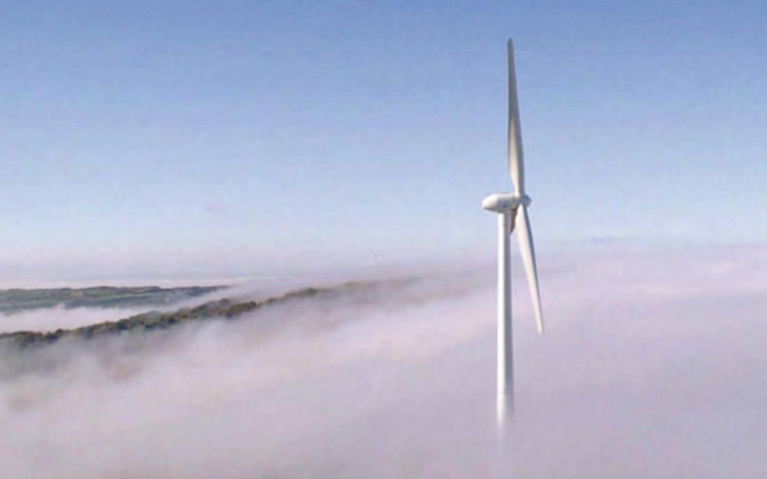 El Gobierno de Navarra llega a un acuerdo sobre este proyecto eólico del Grupo Empresarial ENHOL.