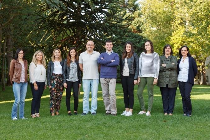 Foto de familia de los promotores del proyecto DRUG-MAG.