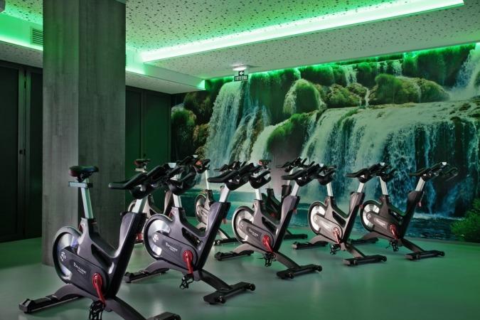 Centro inbike Feel&Bike, espacio de deporte y salud.
