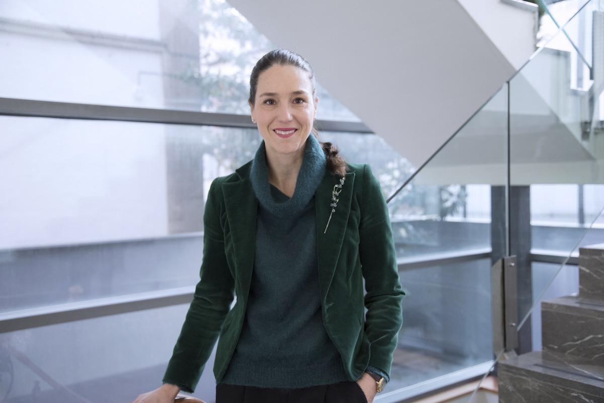Ana Benavides, directora general de Fundación Lealtad y vicepresidenta de ICFO (International Commitee on Fundraising Organizations).