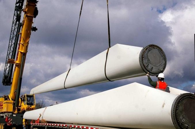 La construcción de los parques eólicos de Barasoain y Tirapu se iniciará este año y se prolongará hasta 2019.
