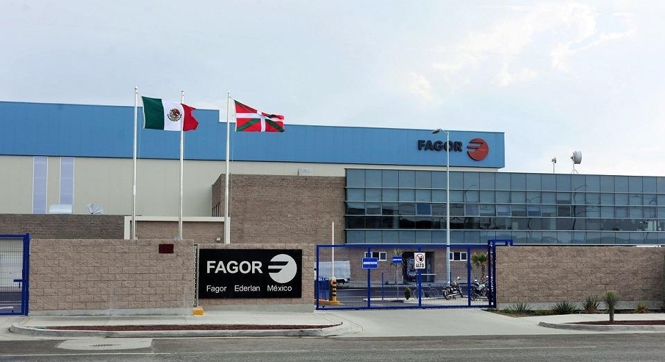 Exterior de la planta Fagor Ederlan México S.A.