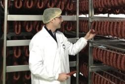 Embutidos Goikoa afrontar un importante proceso de optimización en el proceso de elaboración de su chorizo.