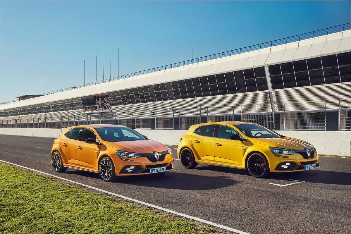 Renault lanza la 3ª generación de Mégane R.S.