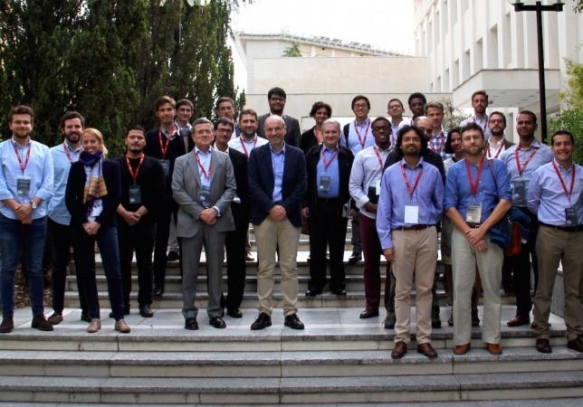 Equipo de investigación y ponentes del VI NCID Research Workshop, celebrado en mayo de 2016 en Madrid.
