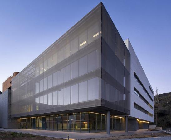 Edificio Josep Carreras, uno de los últimos inmuebles desarrollados por ACR Construción.