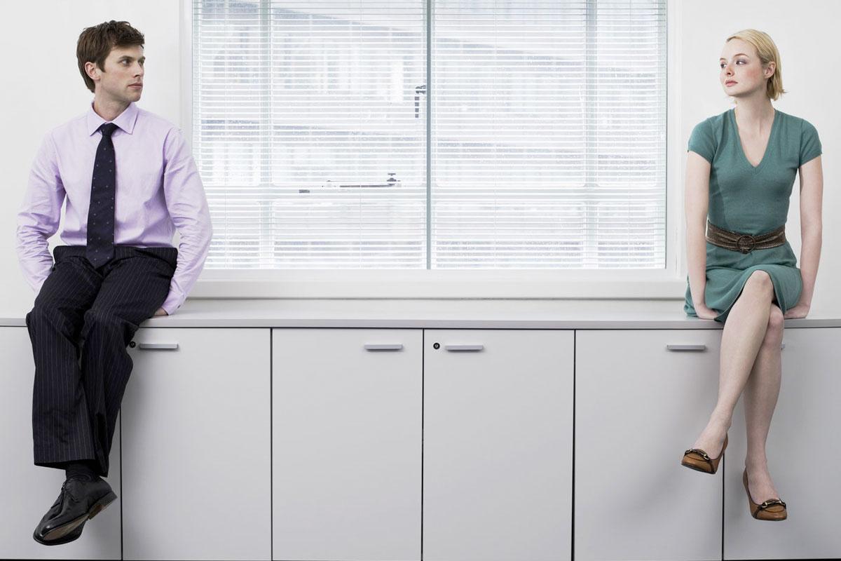 El 31% española ha mantenido una relación sentimental con una persona de su trabajo.