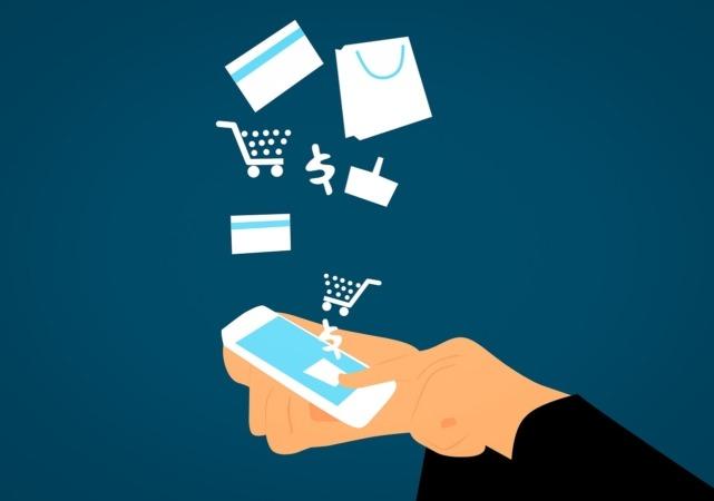 Pese a su auge, las compras por Internet aún no han desbancado a las que se realizan en los comercios.
