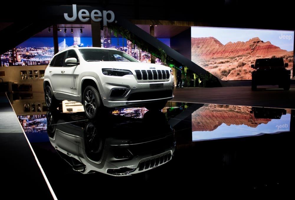Imagen promocional del nuevo Jeep Cherokee