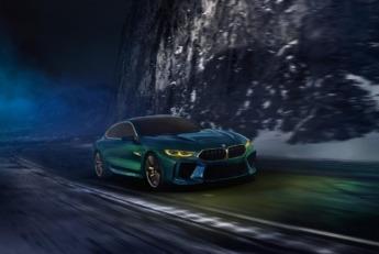 BMW M8 Gran Coupé Concept 2