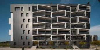 Edificio Thermos en Lezkairu