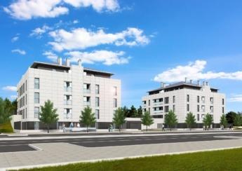 Promoción de 42 viviendas VPo de alquiler en Entremutilvas