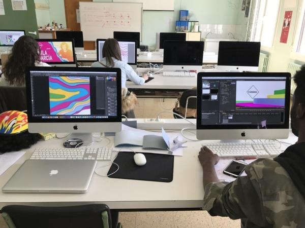 La Escuela de Diseño de Corella celebra esta semana una iniciativa muy novedosa en el ámbito del diseño empresarial.