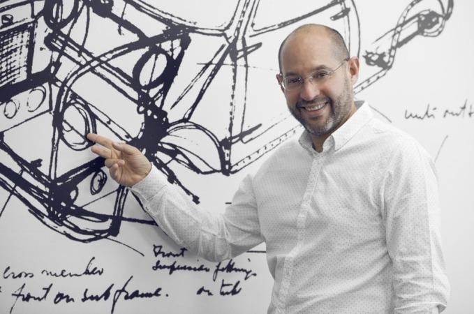 Juan Pablo Madrigal es, desde hace dos años, director de MINI España.