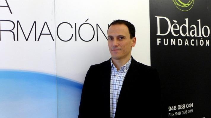 Rodrigo Zardoya, director de la Fundación Dédalo.