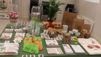Selección de productos e información sobre agricultura ecológica