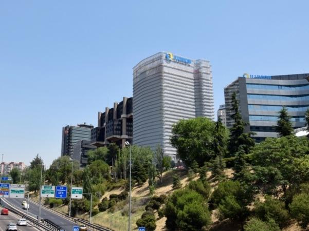 Sede central del Grupo Ilunion en Madrid.
