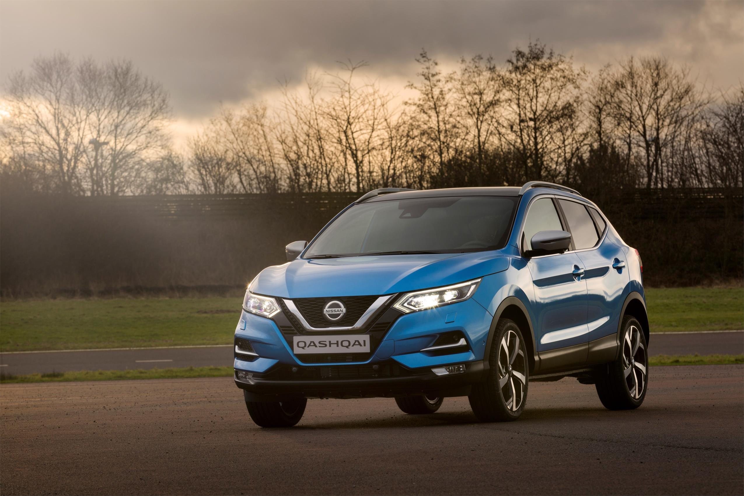 El Nissan Qasqhai, referencia dentro de un sector, el del crossover, cuyas ventas continúan al alza.