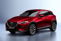 Imagen promocional del Mazda CX-3 2018