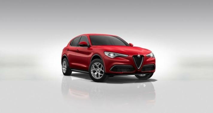 Alfa Romeo Stelvio con el nuevo acabado Executive