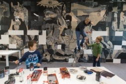 Actividades para escolares en el Museo Universidad de Navarra.