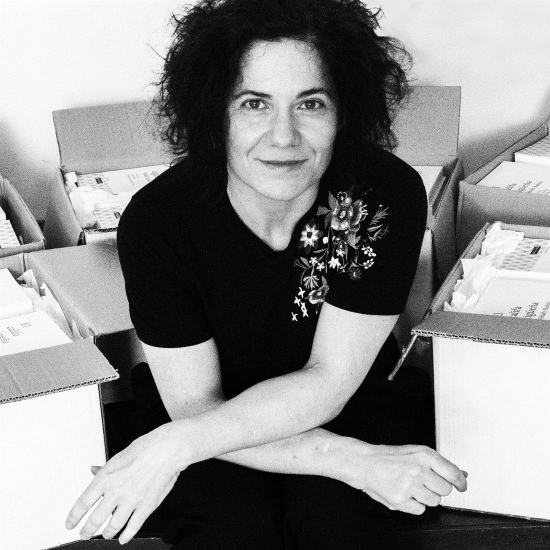 Susana Romanos, fundadora y editora de greylock.