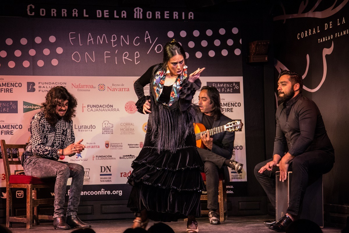 Presentación de Flamenco on Fire 2018 (FOTO: Rafa Manjavacas).