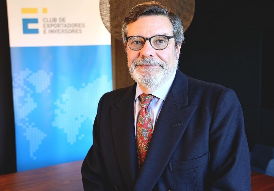 Antonio Bonet, presidente del Club de Exportadores y próximo invitado al Aula de Economía DN Capital.