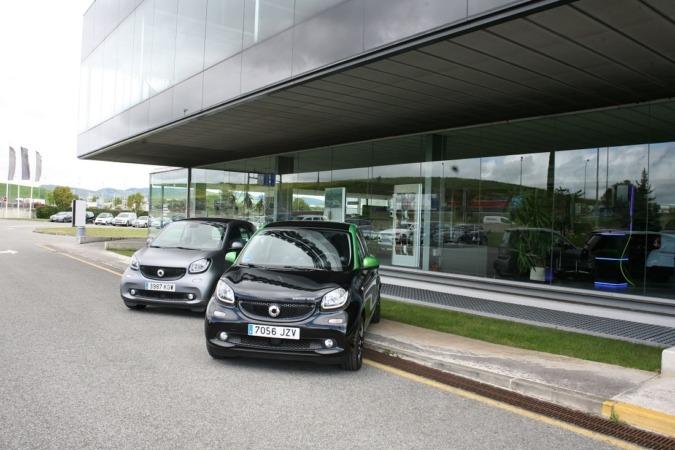Modelos del caravana smart electric