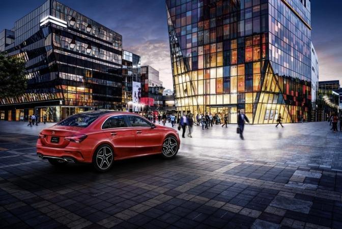Nuevo Clase A L Berlina de Mercedes Benz