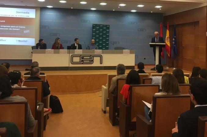 La jornada ha tenido lugar en la sede de la CEN en Pamplona.