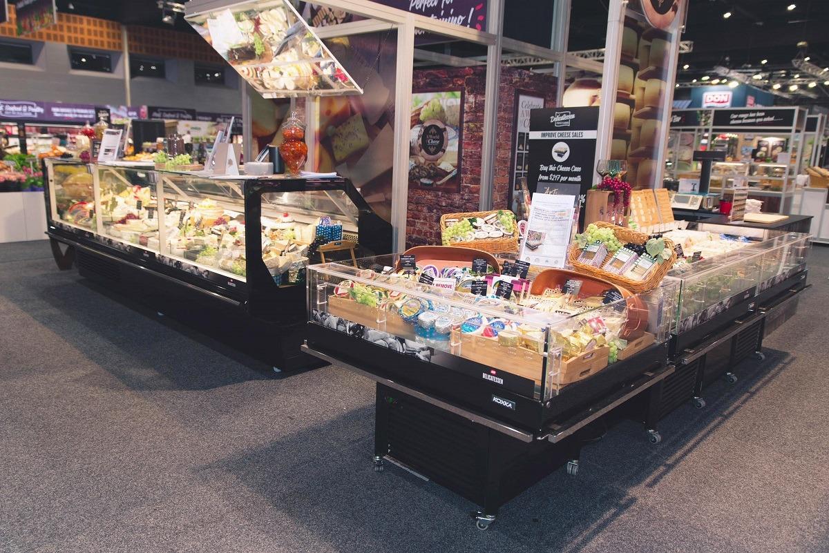Expositores frigoríficos y refrigeradores de última generación de Koxka.