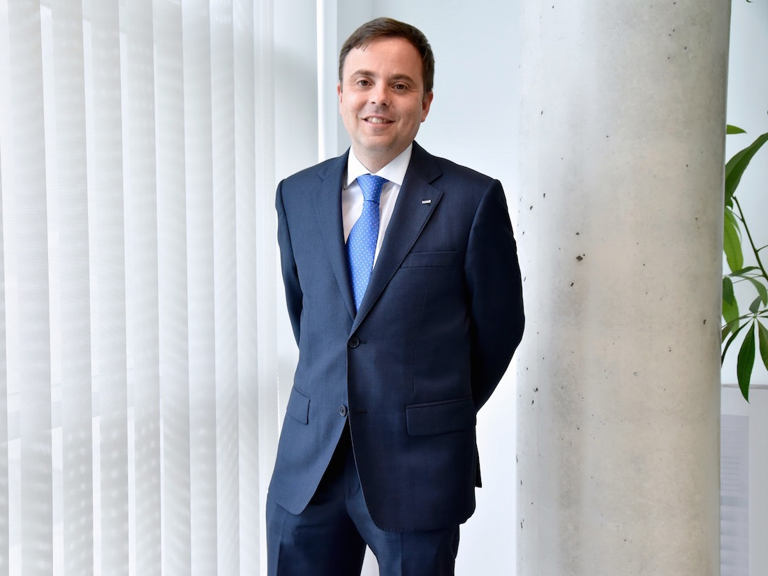 Moisés Beltrán, General Manager Aragón, Rioja & Navarra de Dachser. (Fotos: David Muñiz y Dachser)
