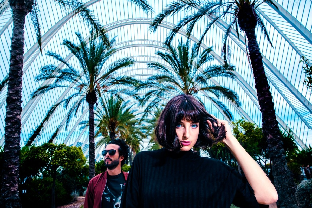 Delaporte actuará en el fetival de música electrónica Paraíso.