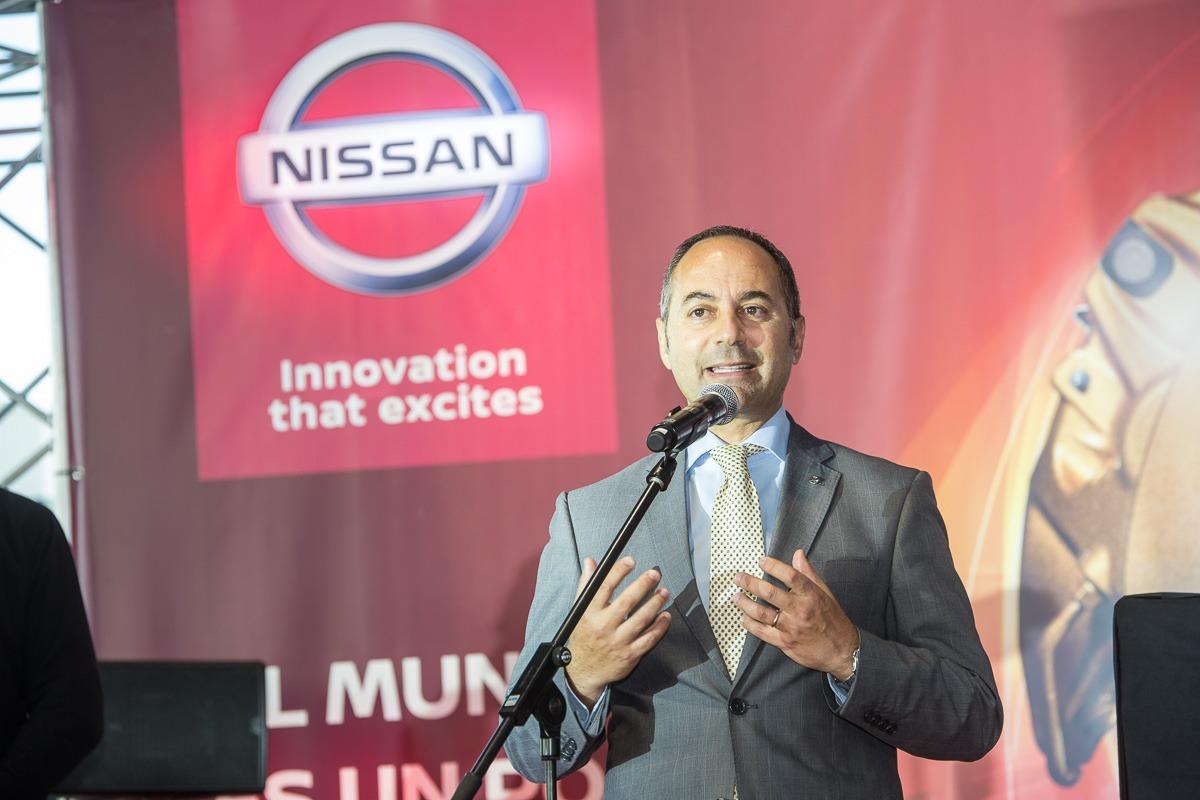 Inauguración Nissan Tudela